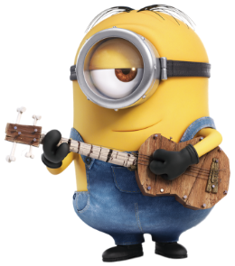 Image of the minion Stuart