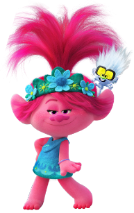 Image of Popppy from Trolls World Tour